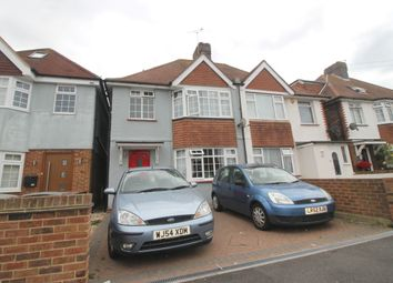 3 bed semi-detached house for sale in Churchdale Road, Roselands, Eastbourne BN22