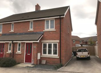 Thumbnail 3 bed semi-detached house to rent in Maple Road, Shaftesbury
