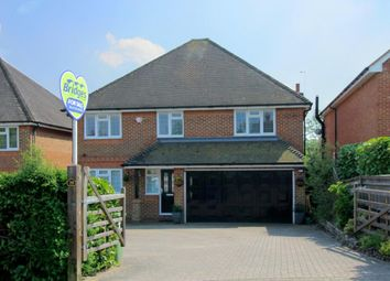 Thumbnail 5 bed detached house for sale in Cranmore Lane, Aldershot