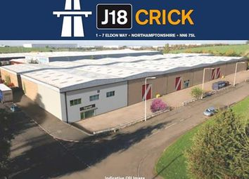 Thumbnail Light industrial to let in J18, 1-7 Eldon Way, Crick