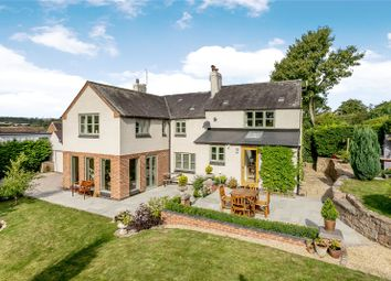 Thumbnail 4 bed detached house for sale in School Lane, South Croxton, Leicester
