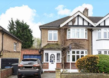 3 bed semi-detached house to rent in Herne Road, Surbiton KT6