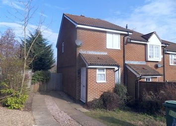 Thumbnail 2 bed semi-detached house to rent in Chiltern Close, Downswood, Maidstone
