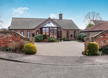 Thumbnail 3 bed bungalow for sale in Barnby, Beccles, Suffolk