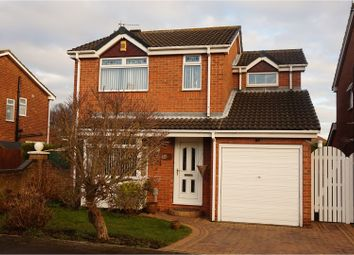 Thumbnail 3 bed detached house for sale in Grange Drive, Cottingham