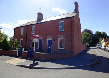 Thumbnail 2 bed end terrace house for sale in Spence Street, Spilsby, Lincolnshire