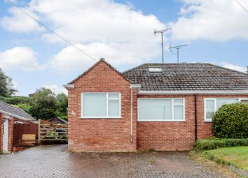 Thumbnail 2 bed semi-detached bungalow for sale in Mu Close, Heath And Reach