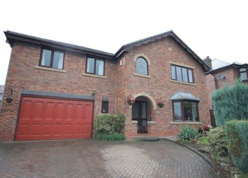 Thumbnail 4 bed detached house for sale in Half Acre Road, Bamford, Rochdale