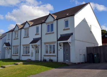 Thumbnail 3 bed end terrace house for sale in Mountside Road, Par