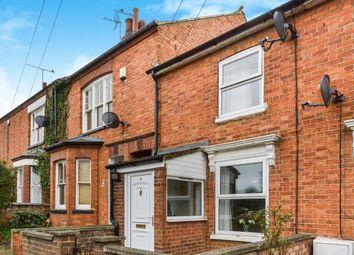Thumbnail 2 bed terraced house for sale in Thompson Street, New Bradwell, Milton Keynes, Buckinghamshire