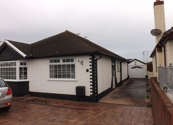 Thumbnail 3 bed bungalow to rent in The Mall, Prestatyn