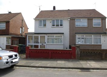 Thumbnail 3 bed property to rent in Suggitt Street, Hartlepool