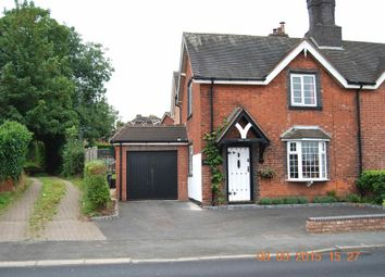 Thumbnail 3 bed semi-detached house to rent in Clarence Road, Sutton Coldfield