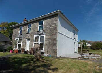 Thumbnail 4 bed detached house for sale in Trevingey, Redruth