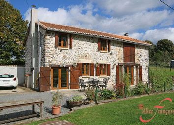 Thumbnail 4 bed barn conversion for sale in Ecuras, Charente, 16220, France