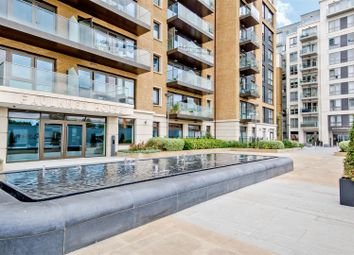 Thumbnail 1 bed flat to rent in Parrs Way, Fulham