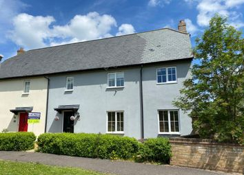 Thumbnail 4 bed semi-detached house for sale in Watergrove Lane, Great Cambourne, Cambridge