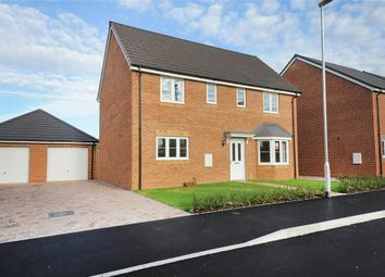 Thumbnail 4 bed detached house for sale in Cloche Way, Upper Stratton, Swindon