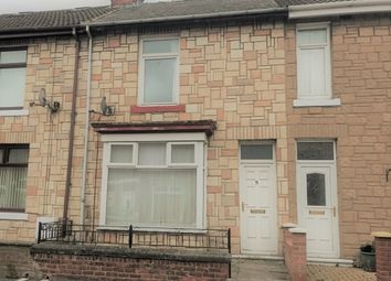 Thumbnail 2 bed terraced house to rent in Braithwaite Street, Byerley Road, Shildon