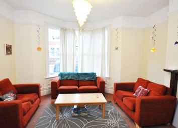 Thumbnail 7 bed terraced house to rent in Granville Gardens, Jesmond, Newcastle Upon Tyne