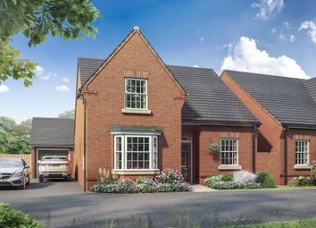 "Thumbnail 4 bedroom detached house for sale in ""Bracebridge"" at Torry Orchard, Marston Moretaine, Bedford"