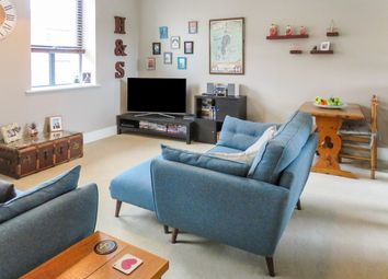Thumbnail 3 bed flat for sale in Swan Mews, Swan Road, Lichfield