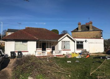 Thumbnail 3 bed detached bungalow for sale in 105 Grange Road, Ramsgate, Kent