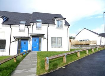Thumbnail 2 bedroom semi-detached house for sale in Glenlee Heights, St Johns Town Of Dalry, Castle Douglas, Dumfries & Galloway