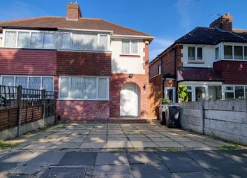 Thumbnail 3 bed semi-detached house to rent in Atlantic Road, Great Barr, Birmingham