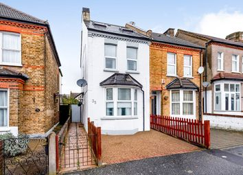 Thumbnail 4 bed semi-detached house for sale in Livingstone Road, Thornton Heath