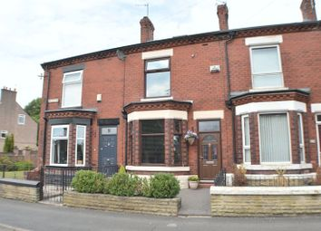 Thumbnail 2 bed terraced house for sale in Sheffield Road, Hyde