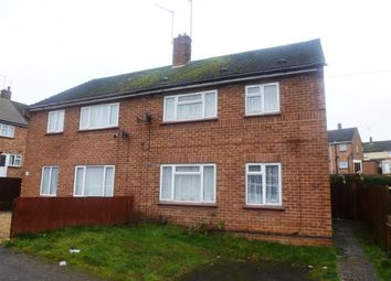 Thumbnail 3 bed property to rent in Dalkeith Road, Wellingborough