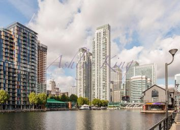 Thumbnail 2 bedroom flat for sale in Pan Peninsula Square, London