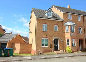 Thumbnail 4 bedroom terraced house for sale in Surrey Drive, Stoke, Coventry