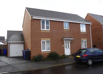 Thumbnail 4 bed property to rent in Balata Way, Burton Upon Trent, Staffordshire