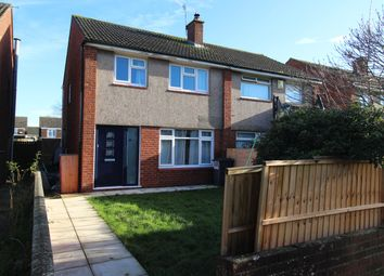 Thumbnail 2 bed semi-detached house for sale in Ashwicke, Whitchurch, Bristol