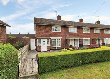 Thumbnail 2 bed end terrace house for sale in Crosspath, Northgate, Crawley, West Sussex