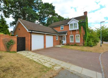 Thumbnail 4 bed detached house for sale in Broom Grove, Wokingham, Berkshire