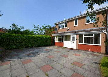Thumbnail 4 bed detached house for sale in Carmarthen Close, Callands, Warrington
