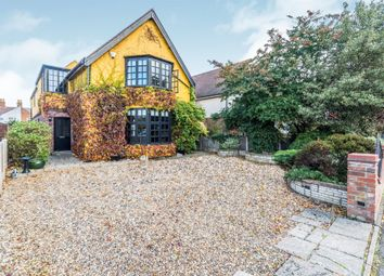 Thumbnail 4 bed detached house for sale in Avondale Road, Gorleston, Great Yarmouth