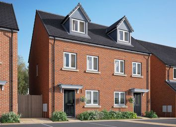 "Thumbnail 3 bed semi-detached house for sale in ""The Wyatt"" at Cobblers Lane, Pontefract"