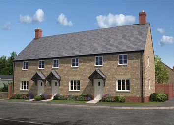 Thumbnail 2 bedroom end terrace house for sale in Stoke Road, Mertoch Leat, Martock, Devon