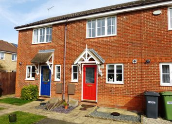 Thumbnail 2 bed terraced house for sale in Morris Court, Yaxley, Peterborough