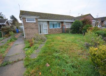 Thumbnail 2 bed semi-detached bungalow to rent in Meadowlands, Blundeston, Lowestoft, Suffolk
