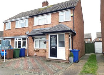 Thumbnail 3 bed semi-detached house for sale in Regan Close, Stanford-Le-Hope