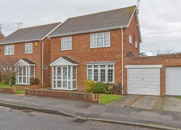 Thumbnail 3 bedroom detached house for sale in The Fieldings, Sittingbourne