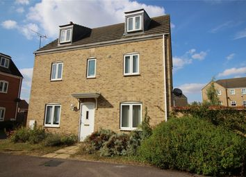 Thumbnail 4 bedroom detached house for sale in Collinson Crescent, Sapley, Huntingdon