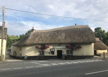Thumbnail Pub/bar for sale in The Wheel Inn, Tresillian, Nr Truro, Cornwall