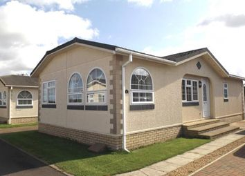 Thumbnail 2 bedroom mobile/park home for sale in Fulbourn Old Drift, Cambridge, Cambridgeshire