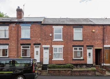 Thumbnail 3 bed terraced house for sale in Rushdale Road, Sheffield, South Yorkshire